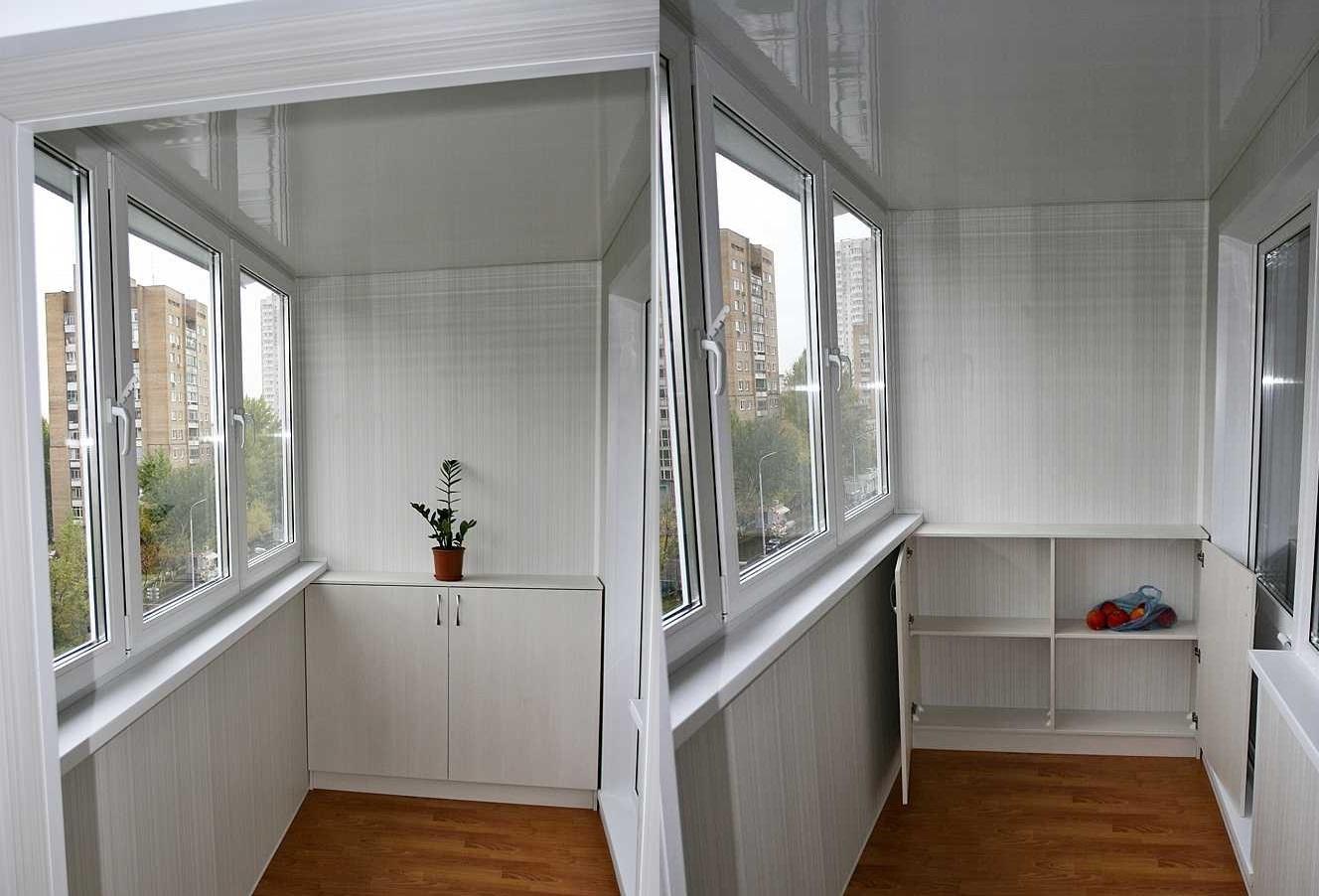 Шкафы на балконе дизайн своими руками